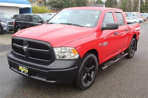 2017 RAM Ram Pickup 1500 for sale in Seattle, WA