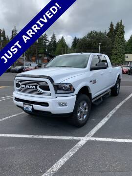 2018 RAM Ram Pickup 2500 Laramie for sale at PIERRE FORD in Seattle WA