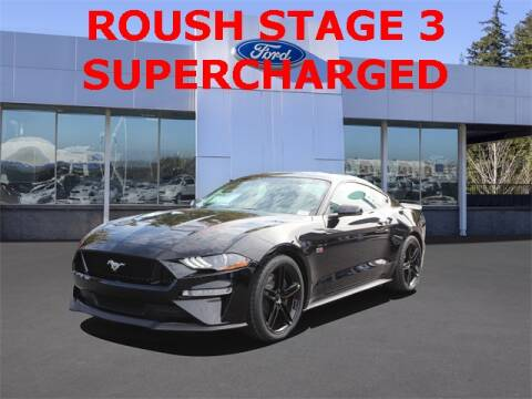 2019 Ford Mustang GT Premium for sale at PIERRE FORD in Seattle WA