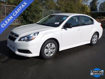 2013 Subaru Legacy for sale in Seattle, WA