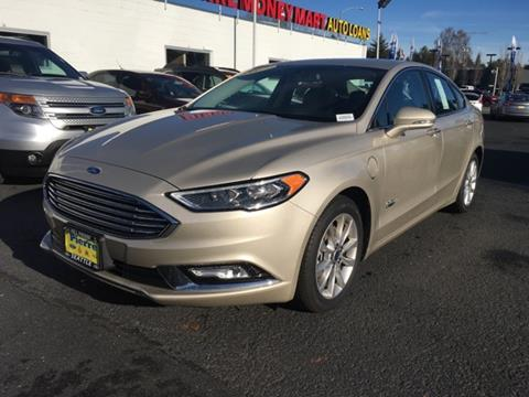 2017 Ford Fusion Energi for sale in Seattle, WA