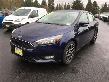 2017 Ford Focus for sale in Seattle, WA
