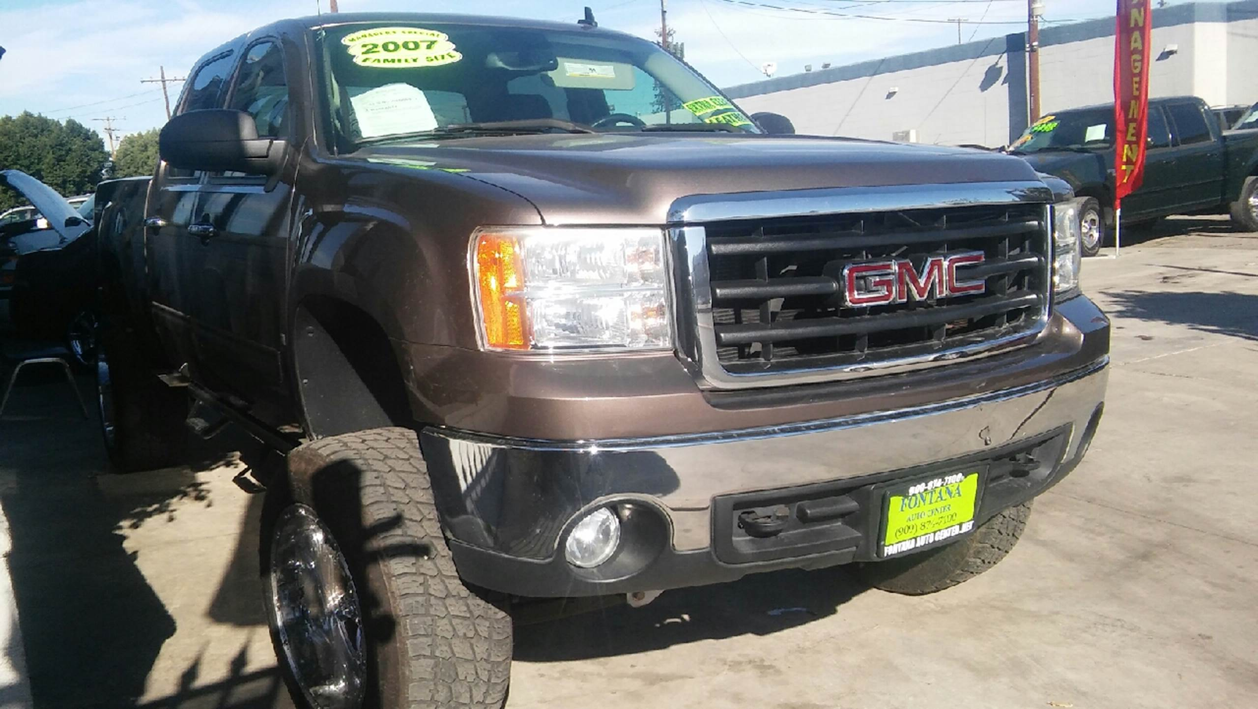 2007 GMC Sierra 1500 for sale in Riverside, CA