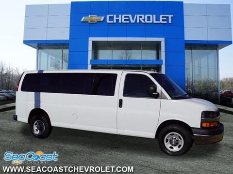 2016 Chevrolet Express Passenger for sale in Ocean Township, NJ