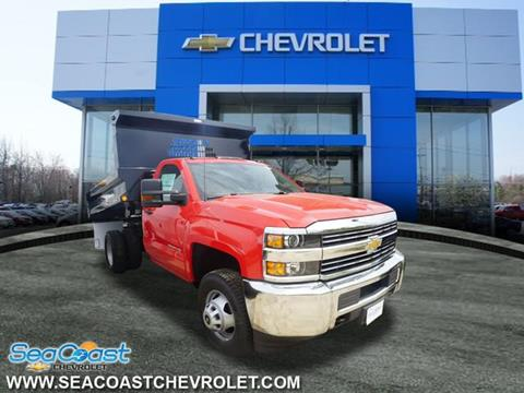 2017 Chevrolet Silverado 3500HD CC for sale in Ocean Township, NJ