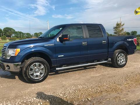 2011 Ford F-150 for sale at The Ranch Auto Sales in Kansas City MO