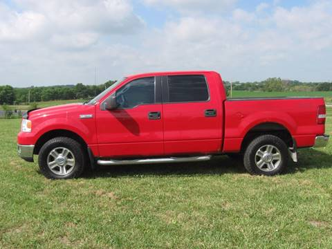 2005 Ford F-150 for sale at The Ranch Auto Sales in Kansas City MO