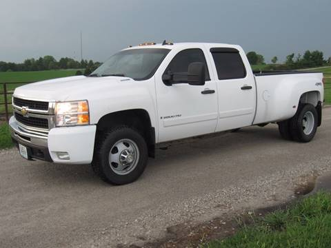 2008 Chevrolet Silverado 3500HD for sale at The Ranch Auto Sales in Kansas City MO