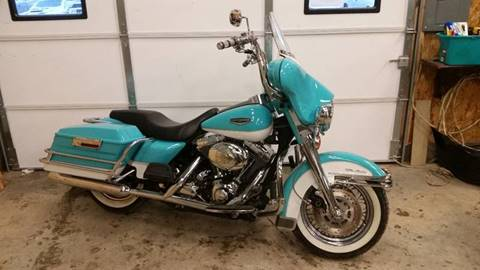 1999 Harley-Davidson Ultra Classic for sale at The Ranch Auto Sales in Kansas City MO