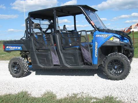 2016 Polaris Ranger 900 H D EPS for sale at The Ranch Auto Sales in Kansas City MO