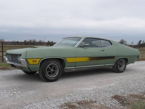 1971 Ford Torino for sale at The Ranch Auto Sales in Kansas City MO