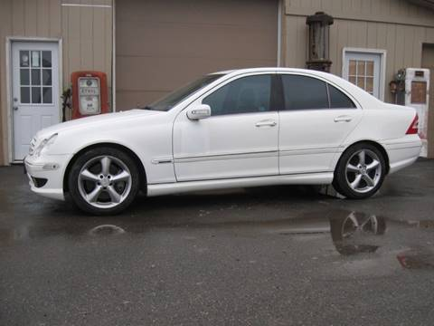 2006 Mercedes-Benz C-Class for sale at The Ranch Auto Sales in Kansas City MO