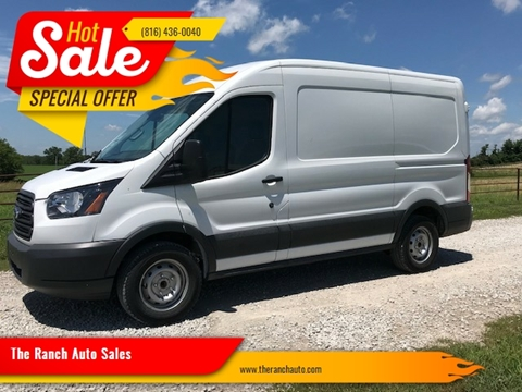 2018 Ford Transit Cargo for sale at The Ranch Auto Sales in Kansas City MO