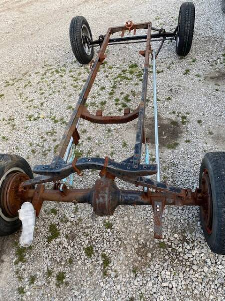 Ford Model T   Frame for sale at The Ranch Auto Sales in Kansas City MO