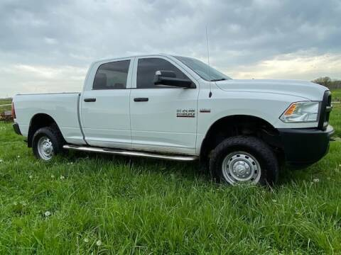 2014 RAM Ram Pickup 2500 for sale at The Ranch Auto Sales in Kansas City MO