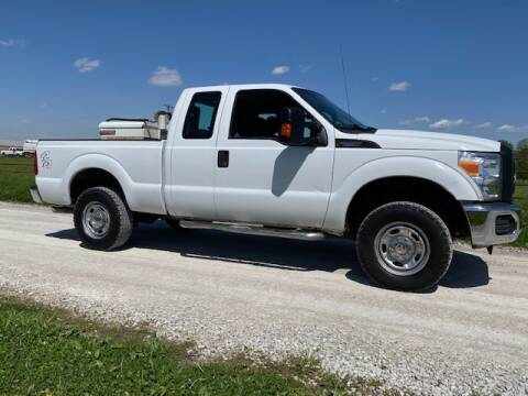 2012 Ford F-250 Super Duty for sale at The Ranch Auto Sales in Kansas City MO