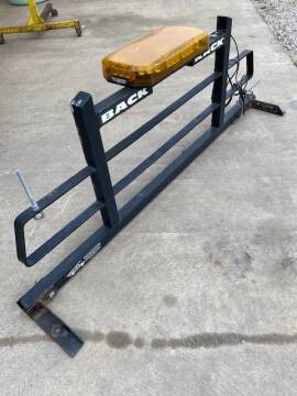 2019 Back Rack Light bar BackRack for sale at The Ranch Auto Sales in Kansas City MO