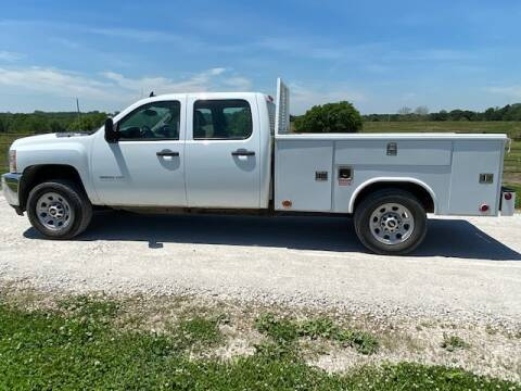 2013 Chevrolet Silverado 3500HD for sale at The Ranch Auto Sales in Kansas City MO