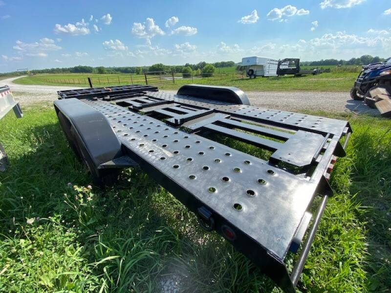 2016 Carson 18 foot Car Trailer for sale at The Ranch Auto Sales in Kansas City MO