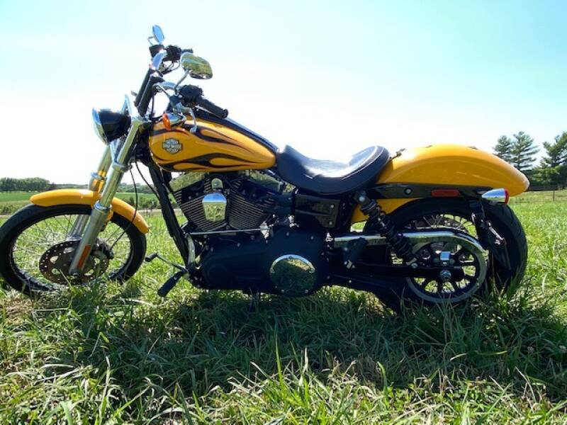 2011 Harley-Davidson FXDWG Dyn