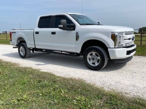 2019 Ford F-250 Super Duty for sale at The Ranch Auto Sales in Kansas City MO