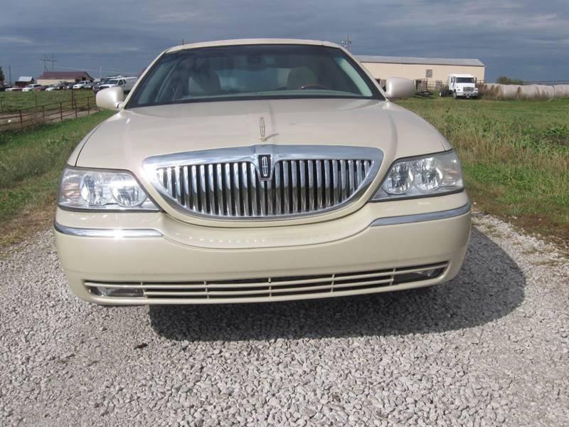 2003 Lincoln Town Car Cartier 4dr Sedan In Kansas City Mo The