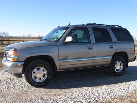 2003 GMC Yukon for sale at The Ranch Auto Sales in Kansas City MO