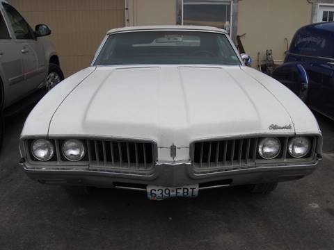1969 Oldsmobile Cutlass for sale in Kansas City, MO