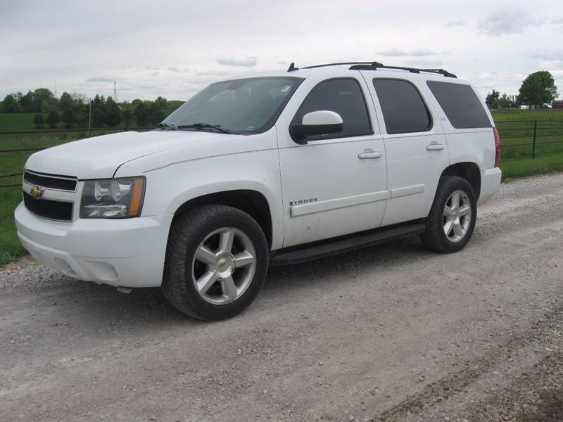 2007 Chevrolet Tahoe for sale at The Ranch Auto Sales in Kansas City MO
