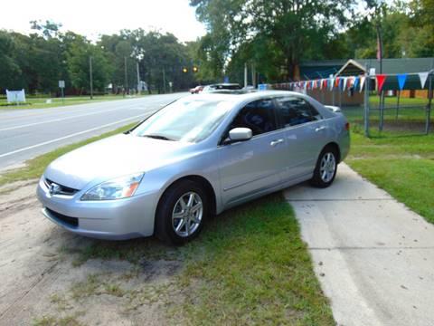 2004 Honda Accord for sale in Gretna, FL