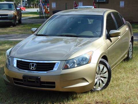 2010 Honda Accord for sale in Gretna, FL