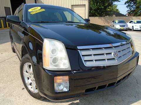 2007 Cadillac SRX for sale in Oklahoma City, OK