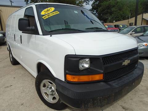 2007 Chevrolet Express Cargo for sale in Oklahoma City, OK