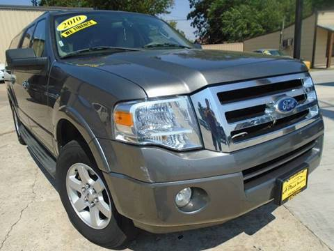 2010 Ford Expedition EL for sale in Oklahoma City, OK