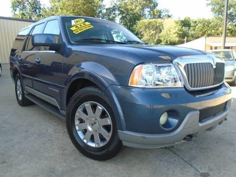 2003 Lincoln Navigator for sale in Oklahoma City, OK