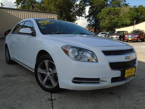 2011 Chevrolet Malibu for sale in Oklahoma City, OK