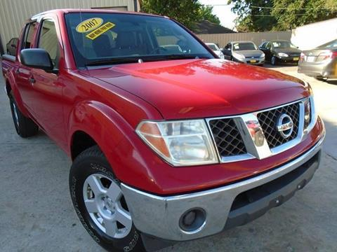 2007 Nissan Frontier for sale in Oklahoma City, OK