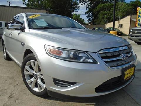 2012 Ford Taurus for sale in Oklahoma City, OK