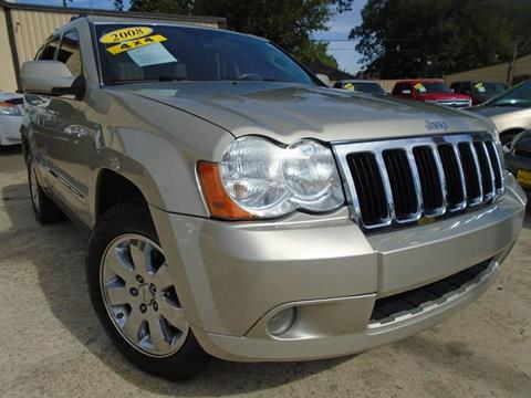 2008 Jeep Grand Cherokee for sale in Oklahoma City, OK