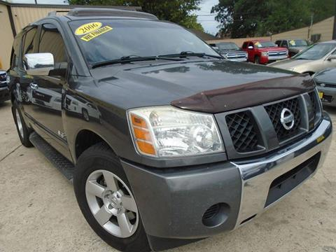 2006 Nissan Armada for sale in Oklahoma City, OK
