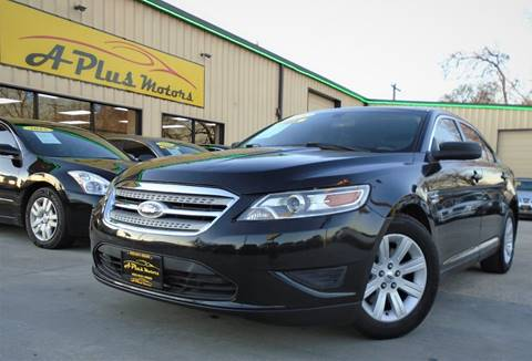 2010 Ford Taurus for sale in Oklahoma City, OK