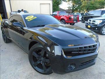 2011 Chevrolet Camaro for sale in Oklahoma City, OK