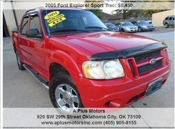 2005 Ford Explorer Sport Trac for sale in Oklahoma City, OK