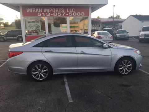 2011 Hyundai Sonata for sale in Cincinnati OH