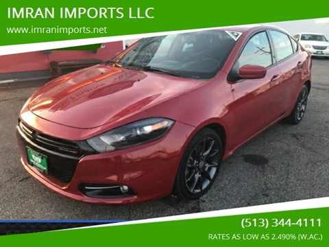 2016 Dodge Dart for sale in Cincinnati, OH