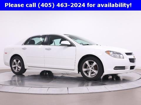 2012 Chevrolet Malibu for sale in Oklahoma City, OK