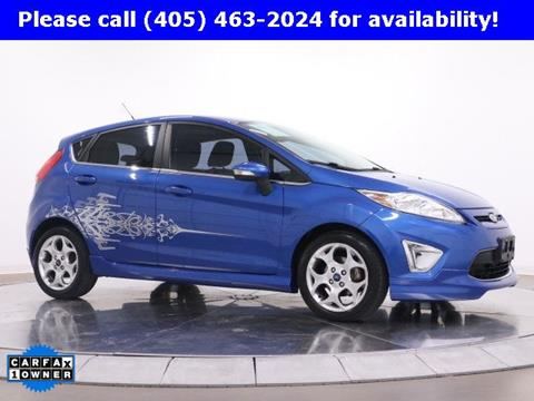 2011 Ford Fiesta for sale in Oklahoma City, OK