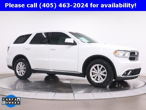 2015 Dodge Durango for sale in Oklahoma City, OK