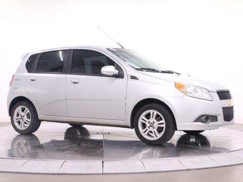 2011 Chevrolet Aveo for sale in Oklahoma City, OK
