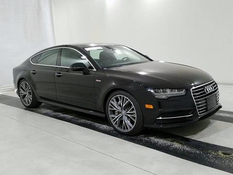 2016 Audi A7 for sale in Addison, TX